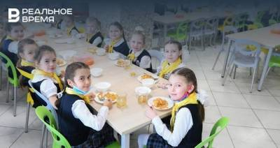 Родителям разработают приложение для контроля питания в казанских школах