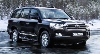 Японская Toyota стала желаемой маркой автомобилей в России в 2021 году