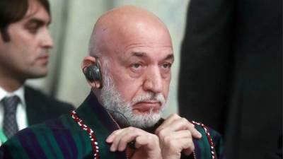 Боевики «Талибана»* взяли под домашний арест бывшего президента Афганистана