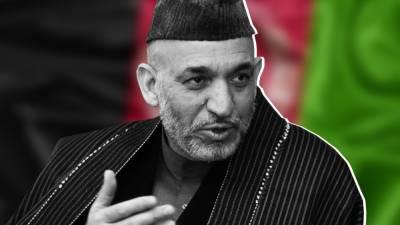 Талибы взяли под домашний арест бывшего президента Афганистана Хамида Карзая