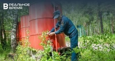В Татарстане объявили штормовое предупреждение о высокой пожарной опасности лесов до 3 сентября