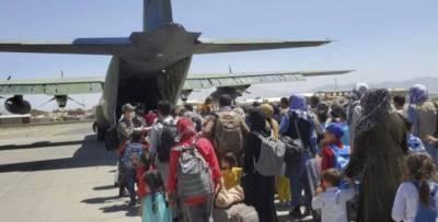 США завершают операцию по эвакуации из Афганистана