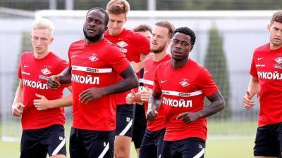 Мозес и Промес остались в запасе «Спартака» на матч с «Сочи»