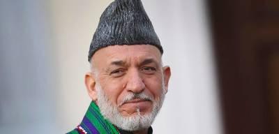 Талибы взяли под домашний арест экс-президента Афганистана Карзая
