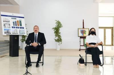 Президент Ильхам Алиев: Фактор Гейдара Алиева не позволял реализовать план отделения Нагорного Карабаха от Азербайджана