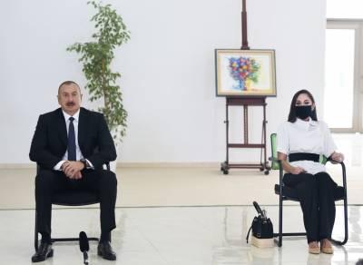 Президент Ильхам Алиев: Любой человек, посмотрев на карту, может увидеть, что Азербайджан владеет господствующими стратегическими пунктами