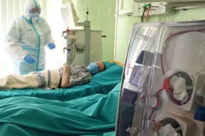 В Волгоградской области вновь побит рекорд по суточному приросту больных ковидом