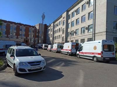 В Петербурге снова фиксируют высокую заболеваемость COVID-19 после двухдневного «перерыва»