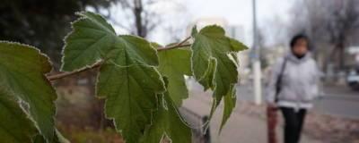В Пермском крае в выходные похолодает до +1 градуса