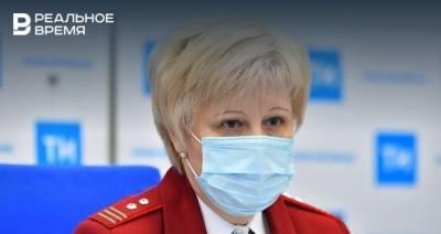Роспотребнадзор по Татарстану: сезон подъема ОРВИ и коронавируса неизбежен