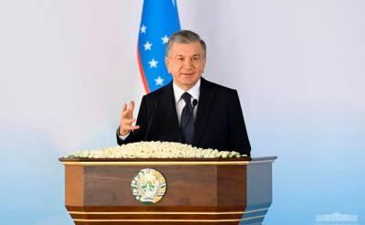 Мирзиёев заявил о планах довести ВВП минимум до 100 миллиардов долларов и увеличить темпы роста экономики в 1,5 раза за пять лет