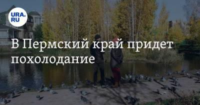 В Пермский край придет похолодание