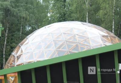Планетарий в нижегородском парке «Швейцария» рассчитан на 250 человек