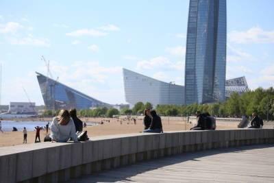 Пляж в парке 300-летия Санкт-Петербурга закроют на два года
