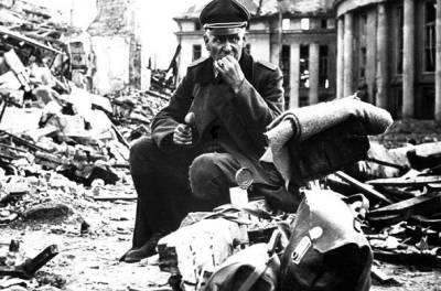 Почему мирные жители Германии так боялись прихода Красной Армии