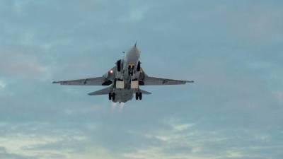 Очевидцы крушения Су-24 в Пермском крае раскрыли подробности инцидента