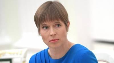 """Президент Эстонии нашла новый метод """"сдерживания России"""" с помощью Евросоюза"""