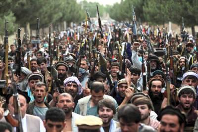 Талибы взяли под контроль несколько зон в аэропорту Кабула