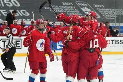 Женская сборная РФ проиграла Швейцарии в четвертьфинале ЧМ по хоккею