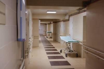 Три петербургские больницы заработают в штатном режиме с 1 сентября