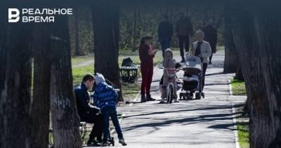 В Татарстане в июле 2021 года выросла рождаемость и снизилась смертность