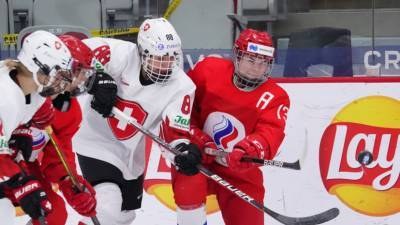 Капитан женской сборной России эмоционально отреагировала на поражение в четвертьфинале ЧМ по хоккею