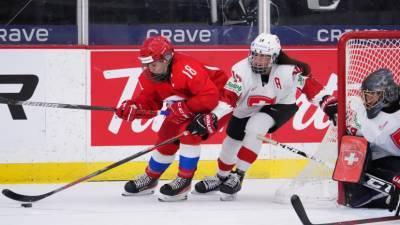 Главный тренер женской сборной России назвал причины поражения в четвертьфинале ЧМ по хоккею