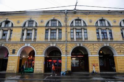 В центре Петербурга опять нашли в продаже веселящий газ
