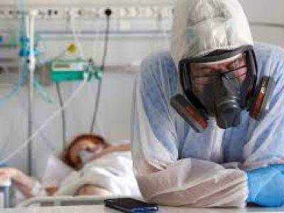 В России 3 дня подряд менее 800 смертей от коронавируса