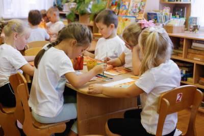На юге Петербурга появится новый детский сад