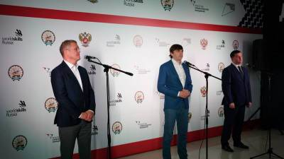 Министр просвещения РФ о WorldSkills в Уфе: «Совместными усилиями задачу решим»