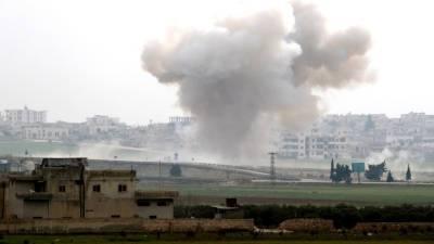 Террористы совершили 22 обстрела в идлибской зоне деэскалации в Сирии