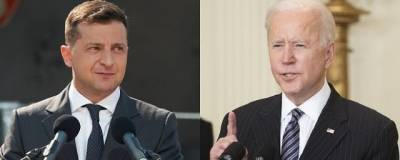 Встречу Байдена и Зеленского перенесли из-за эвакуации граждан США из Афганистана