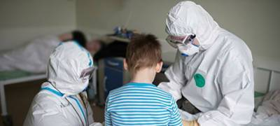За сутки коронавирусом заразился 21 ребенок в Карелии, выздоровели четверо