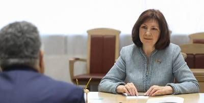 Азербайджан для Беларуси - стратегический партнер - Наталья Кочанова