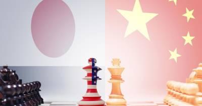 Между Орлом и Драконом: как США стравливают Японию с Китаем