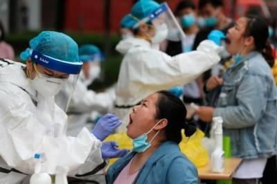 В Китае началась масштабная вспышка «Дельта»-штамма