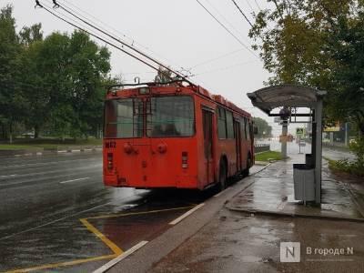 Шалабаев: развитие троллейбусов и трамваев в Нижнем Новгороде не вызывает сомнений