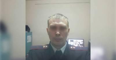 """Саратовского полицейского задержали за изнасилование во время """"профилактической беседы"""""""