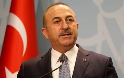 Глава МИД Турции выразил признательность Азербайджану