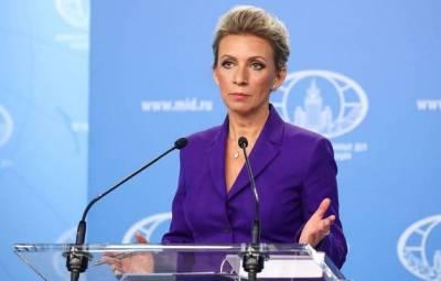 Захарова: В Совете Европы есть страны, ищущие повод для маргинализации России
