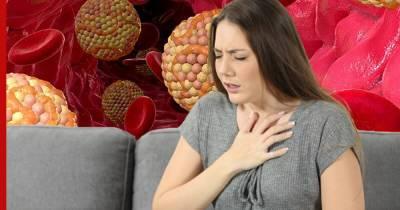 Высокий уровень холестерина: три первых признака, о которых должен знать каждый
