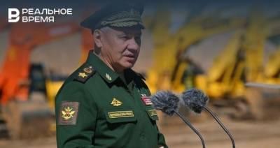 Шойгу: Россия увеличит скорость и дальность гиперзвуковых ракет
