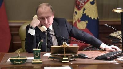 Путин и Лукашенко обсудили ситуацию в Афганистане