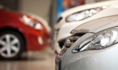 Продажи автомобилей в Санкт-Петербурге выросли на 45% за 7 месяцев 2021 года
