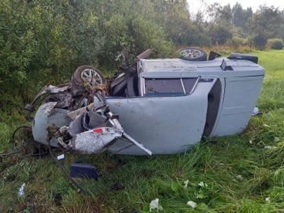 В трех «одиночных» ДТП в Смоленской области пострадали пассажиры