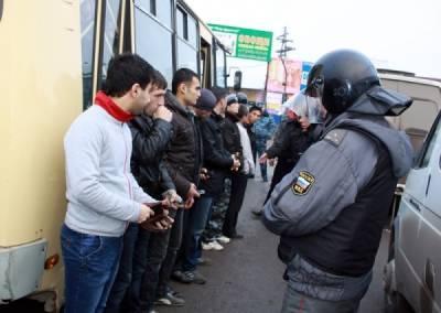 В Кремле не рассматривают массовые драки мигрантов как важную проблему