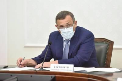 В Москве прошла встреча Главы Марий Эл с с замминистра строительства РФ