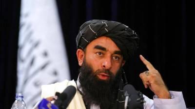"""Эксклюзивное интервью с представителем """"Талибана"""""""