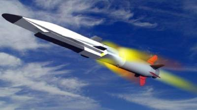 Россия оказалась «на две головы» впереди США благодаря гиперзвуковому оружию